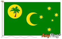 - COCOS KEELING ISLANDS ANYFLAG RANGE - VARIOUS SIZES